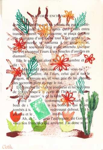 arbre à cactus