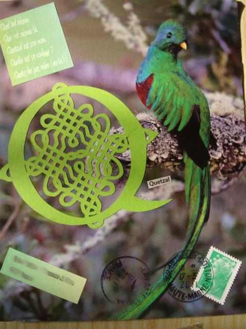 Q de Quetzal