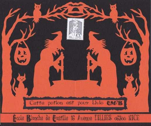Ecole Blanche de Castille 16.10.13