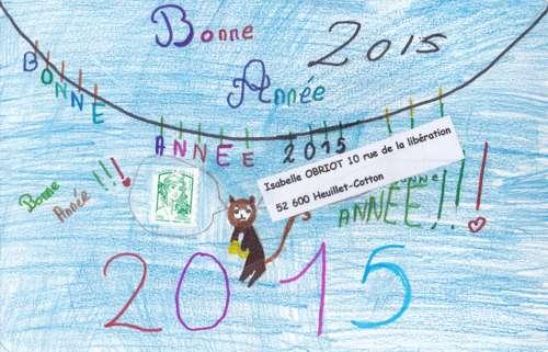 Ecole Blanche de Castille  Hona 30.01.15