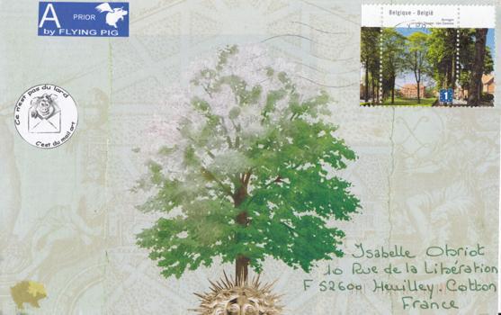 arbre de piggy