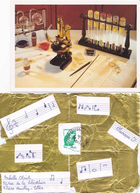 musique et sciences